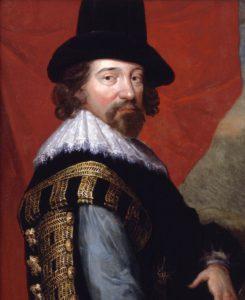 Francis Bacon - Baron Baco von Verulam 1561-1626