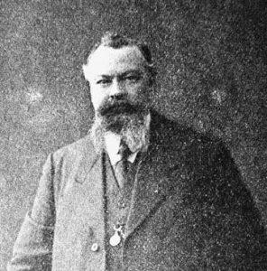 Dr. Gérard Analect Vincent Encausse (Papus) 1865-1916